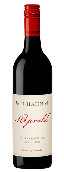 JJ Hahn Wine Co. - Reginald Shiraz Cabernet