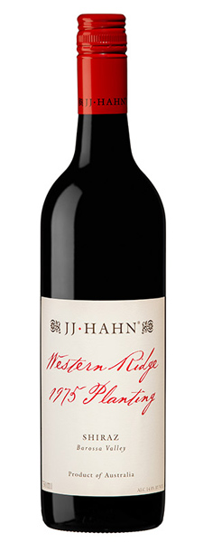 JJ Hahn Wine Co Western Ridge 1975 Planting Shiraz